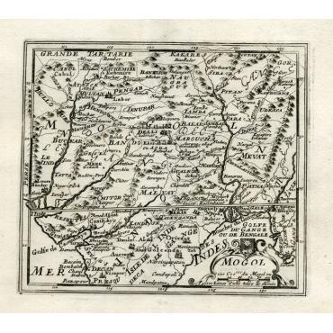 Mogol - Bachiene (1758)
