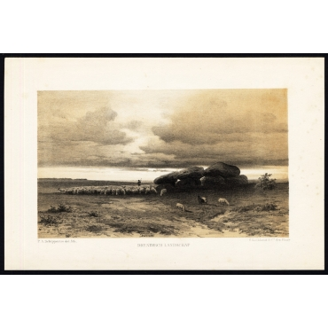 Drentsch Landschap - Craandijk (1888)