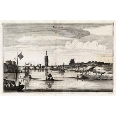 Kancheu - Nieuhof (1666)