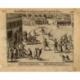 Pl.71 Rebellion in the city Groningen - Baudartius (1616)