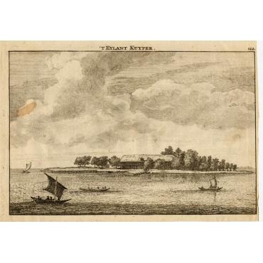 T Eylant Kuyper - Schley (1750)