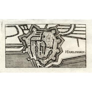 Harlingen - Riegel (1691)