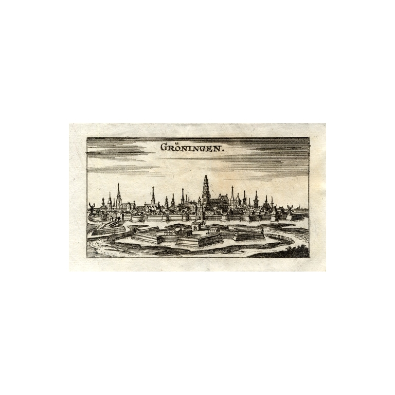 Groningen - Riegel (1691)