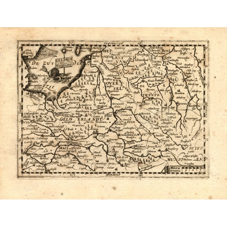 Geldria - Guicciardini (1613)