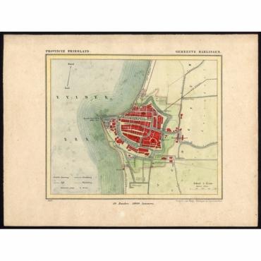 Gemeente Harlingen - Kuyper (1865)