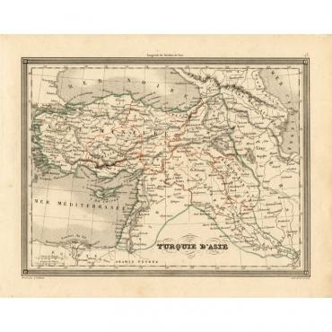 Turqui d'Asie - Vuillemin (1846)