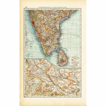 Vorderindien, sudlicher Teil - Andree (1904)