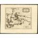 La partie des Indes Orientales vers le Zud-Est (..) - Van der Aa (1725)