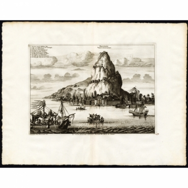 Pl.19 Panorama Vreugdenberg - Van der Aa (1725)