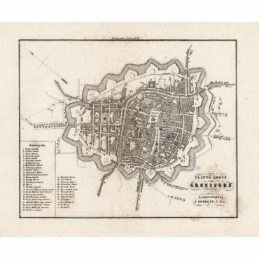 Gemeente Groningen - Fehse (1862)