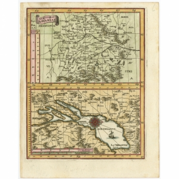 Electorat Bavariae - Scherer (c.1700)