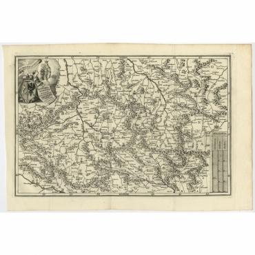 Boleslaviensis in Bohemia, Moravia et Silesia (..) - Scherer (1699)
