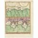 Untitled Map of the Laptev Sea - Scherer (c.1700)