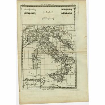 L'Italie - Bonne (c.1780)