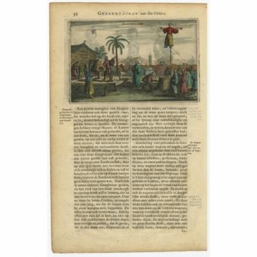 Googhelaars - Nieuhof (1665)