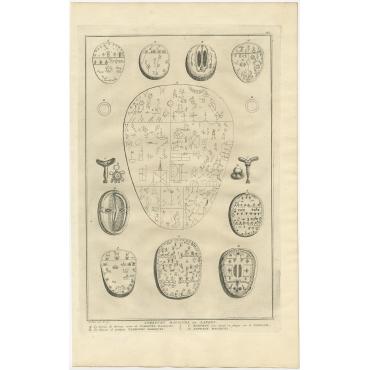 Tambours Magiques des Lapons - Picart (1727)