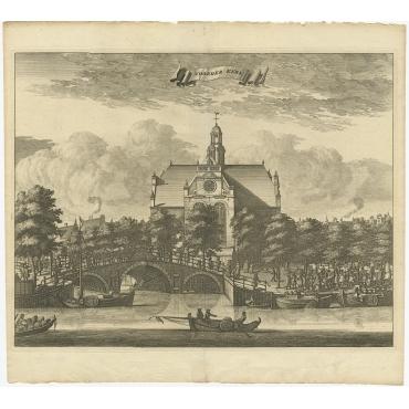Noorder Kerk - Commelin (c.1765)