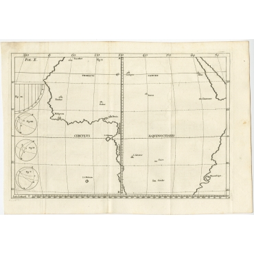 Untitled Map of Africa - Anonymous (c.1780)