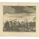 De Groote Zee en Rivier-Vis-Markt - Commelin (1726)