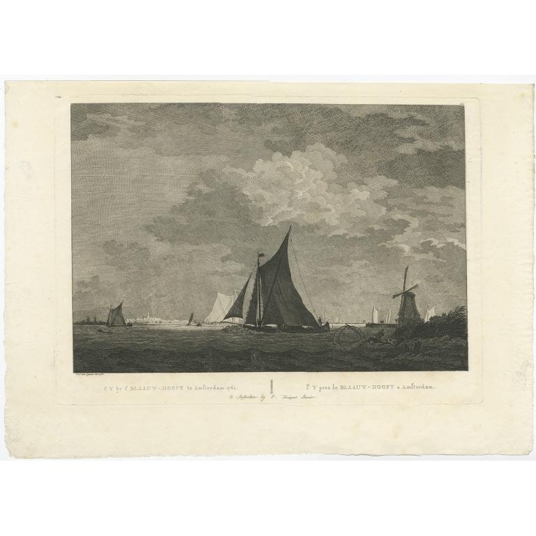 't Y by 't Blaauw-Hooft te Amsterdam 1762 - Fouquet (1783)