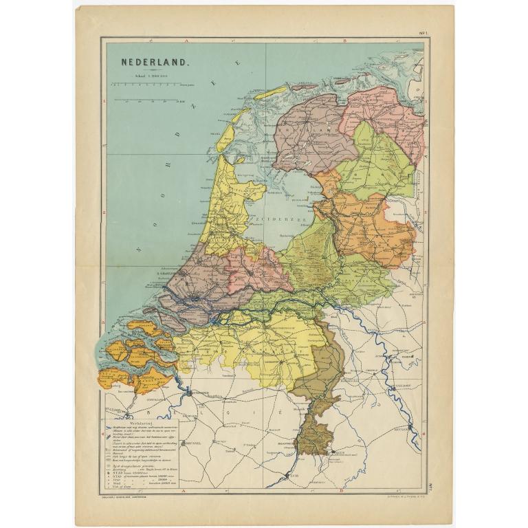 Nederland - Beekman & Schuiling (1927)