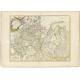 Carte générale de L'empire des Russes en Europe (..) - Vaugondy (1793)