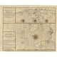 A New and Correct Chart of Acheen Road (..) - Mount & Page (c.1750)