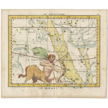 Le Sagittaire - Fortin (1776)