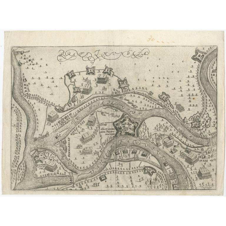 Prata Inundata - Orlers (c.1615)