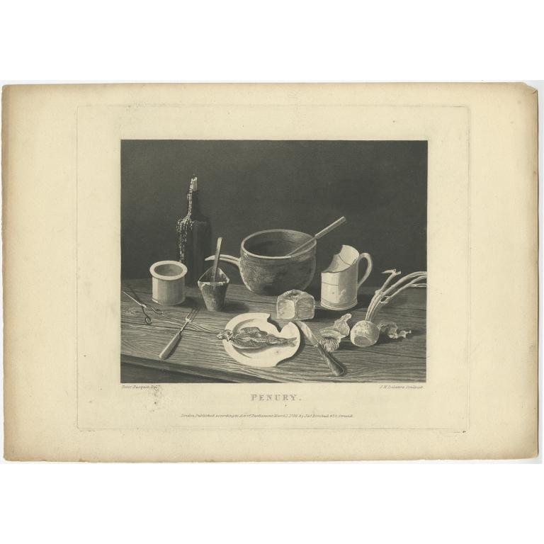 Penury - Delattre (1796)