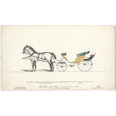 Petit Victoria à deux Siégel - Destouches (c.1830)