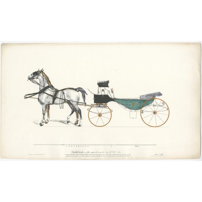 Calèche Wurts - Decan (c.1830)