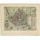 Die Stadt Enchuijsen (..) - Guicciardini (1625)