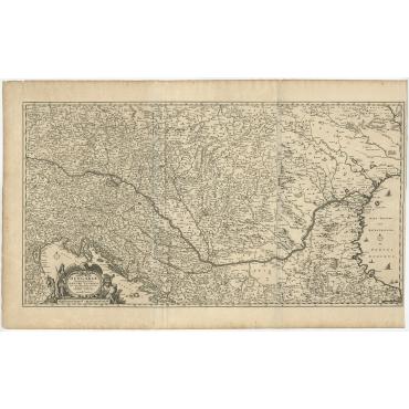 Totius Regni Hungariae (..) - Visscher (c.1660)