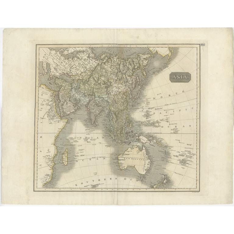 Asia - Thomson (c.1814)