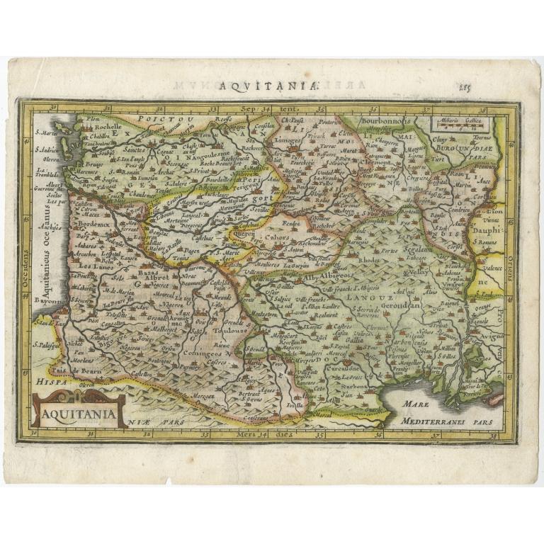 Aquitania - Anonymous (c.1660)