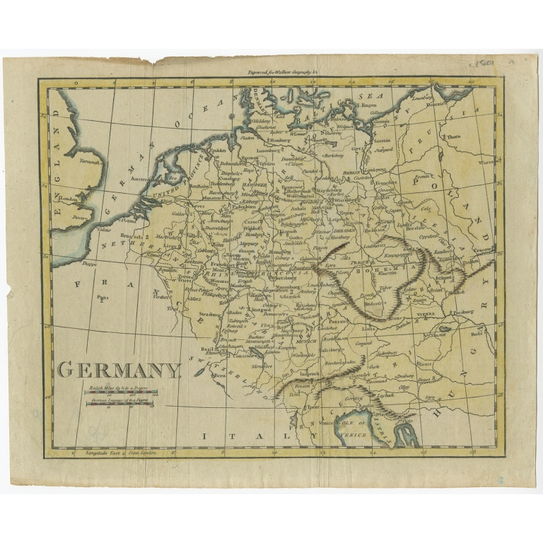 Germany - Darton (c.1802)