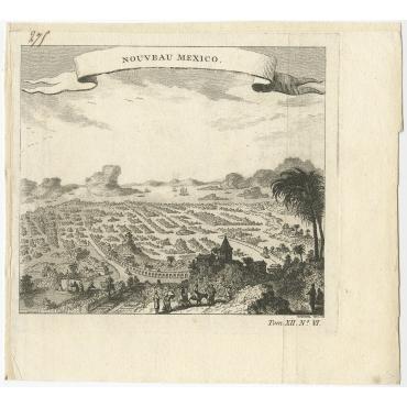 Nouveau Mexico - Anonymous (c.1780)