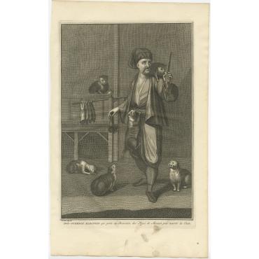Dgi-Guerdgi Albanois (..) - Picart (1727)