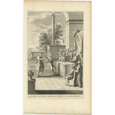 Gewoonten der Jooden (..) - Calmet (c.1725)