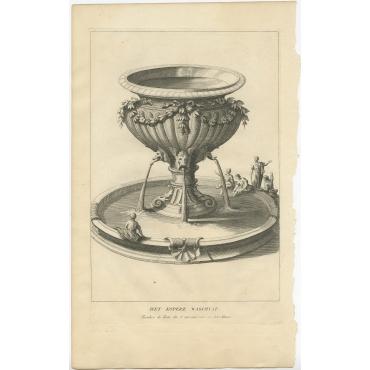 Het kopere Waschvat - Calmet (c.1725)