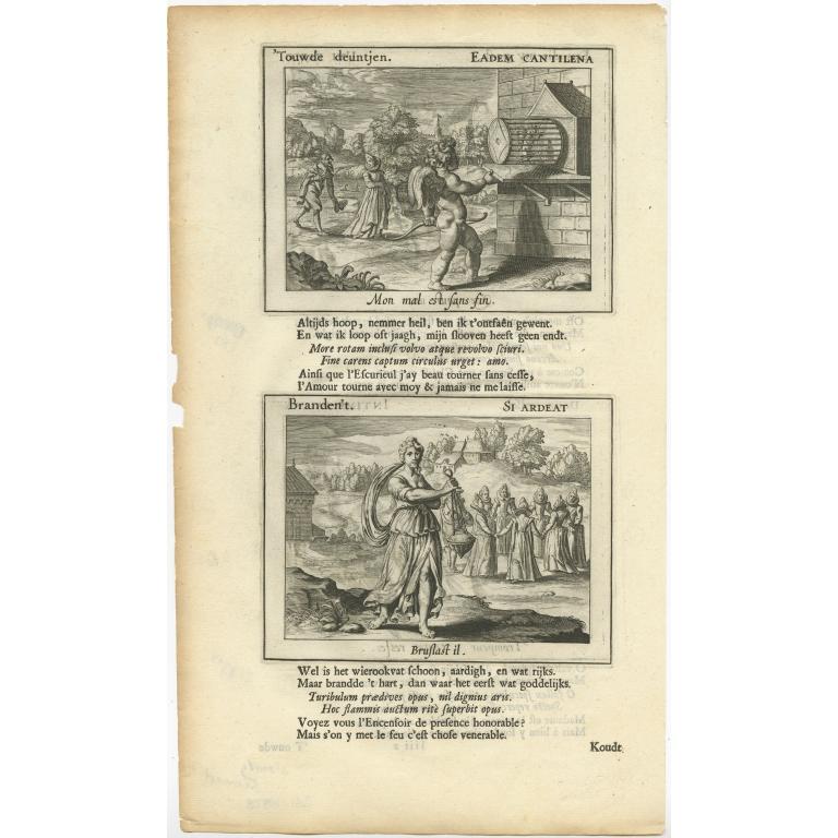 Eadem Cantilena - Hooft (1671)