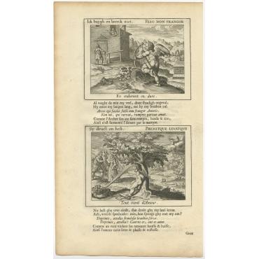 Fero Non Frangor - Hooft (1671)