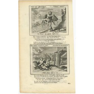Verba Dedit - Hooft (1671)