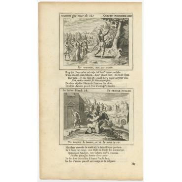 Cur Tu Praeponeris Mihi - Hooft (1671)