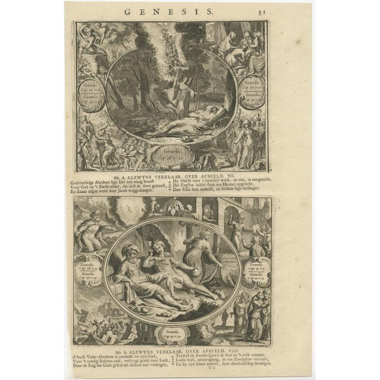 P. 31 Genesis - Lindenberg (1705)