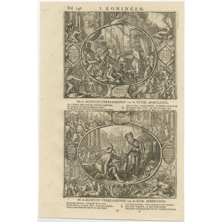 Fol. 146 I. Koningen - Lindenberg (1705)