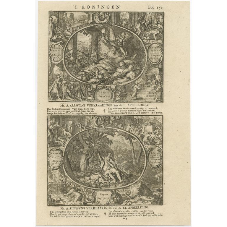 Fol. 151 I. Koningen - Lindenberg (1705)