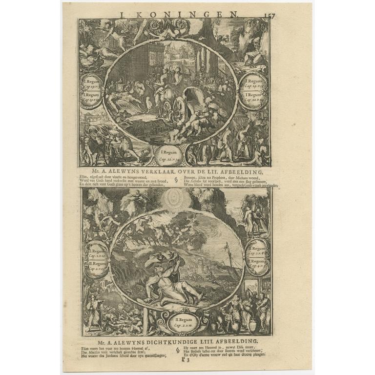 P. 157 I. Koningen - Lindenberg (1705)