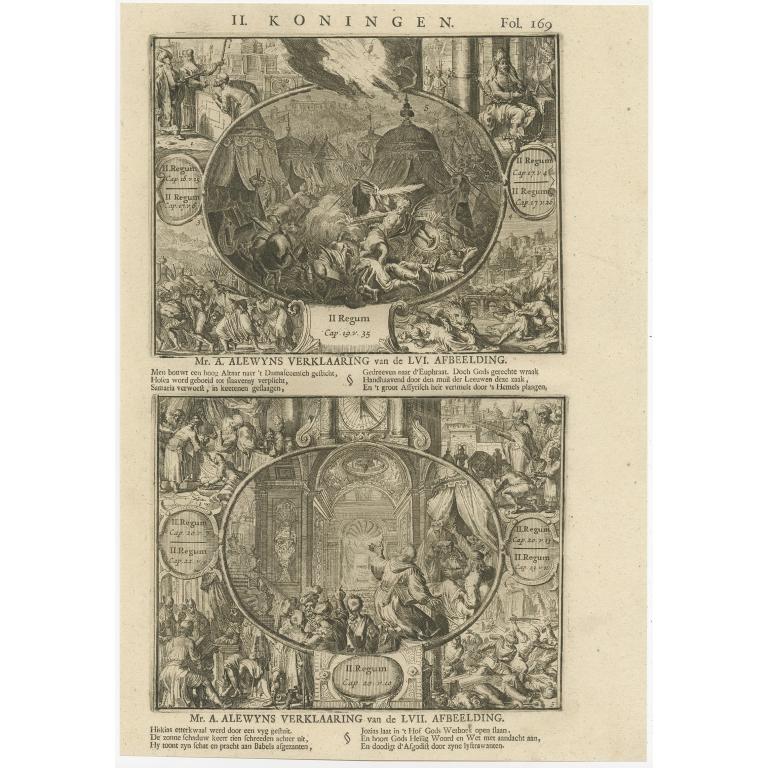 Fol. 169 II. Koningen - Lindenberg (1705)